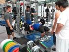 Penkkitesti 185 lbs, Hyökkäyslinjan paras tulos 35 toistoa